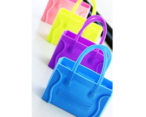 BWH company ordered our silicone handbag from hanchuan Ltd
