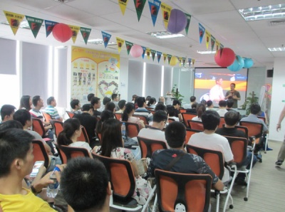 USSE Brand marketing was successfully held in Alibaba's Shenzhen branch