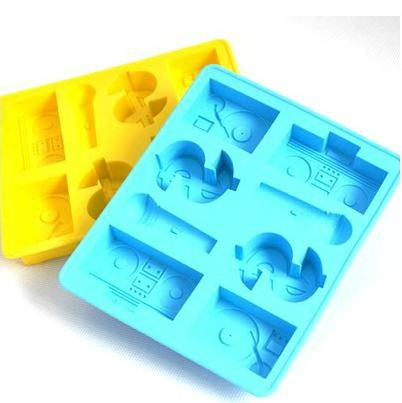 What are popular Lohas silicone ice trays in 2014  European?