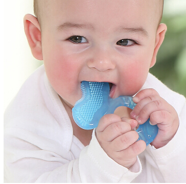 Baby teether: Why babies often bite hands? They need silicone teether? 丨USSE