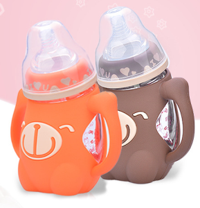 Comparison of baby feeding bottle material! Glass,PC,PP, silicone bottle, which is safe and healthy?