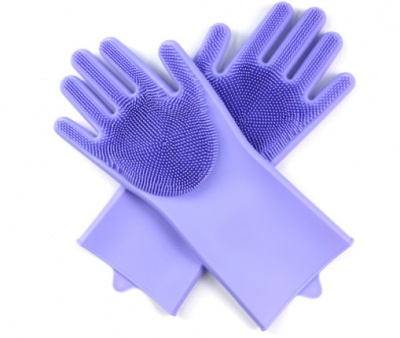 Are you still looking for silicone cleaning glove with scrubber?