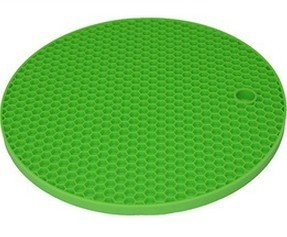 silicone honeycomb mat