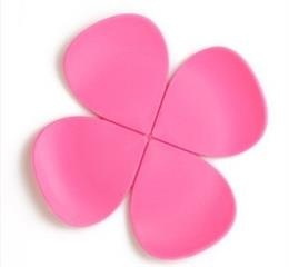 creative clovers silicone heat insulation pad