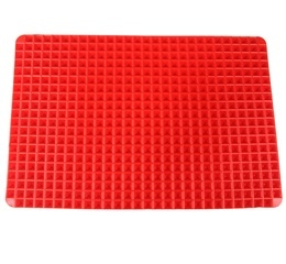 pyramid non stick silicone cooking baking mat