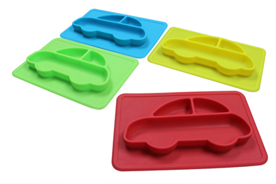 car silicone placemat for kids