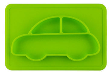baby silicone vehicle placemat