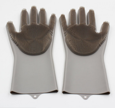 FDA Approved Silicone Dishwashing Gloves